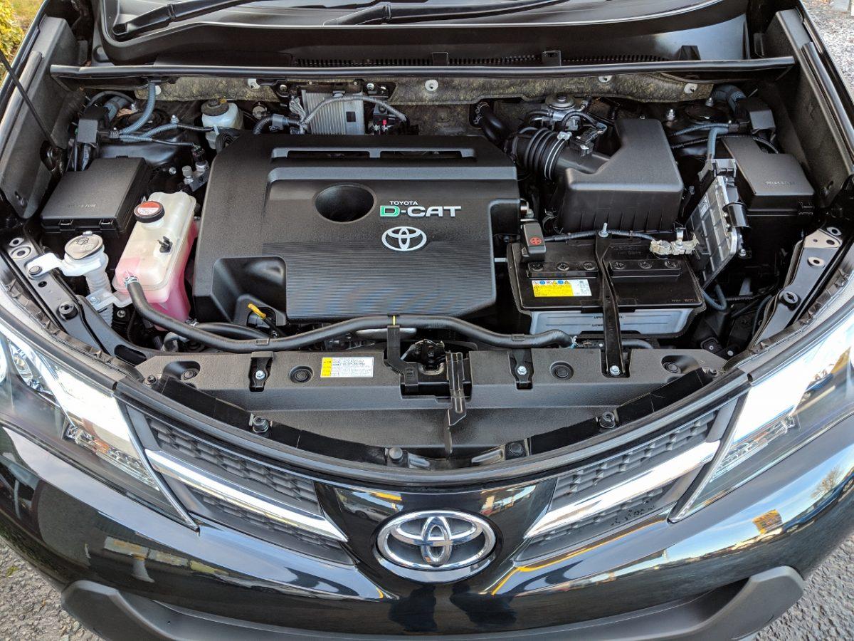 2015 Toyota RAV4 2 2 D-CAT Icon 5dr Auto [Nav] | Aitken